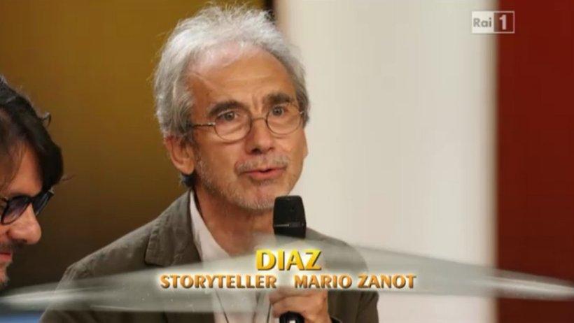 """Mario Zanot vince il David per la categoria """"MIGLIORI EFFETTI DIGITALI"""" grazie alla pellicola """"Diaz"""""""